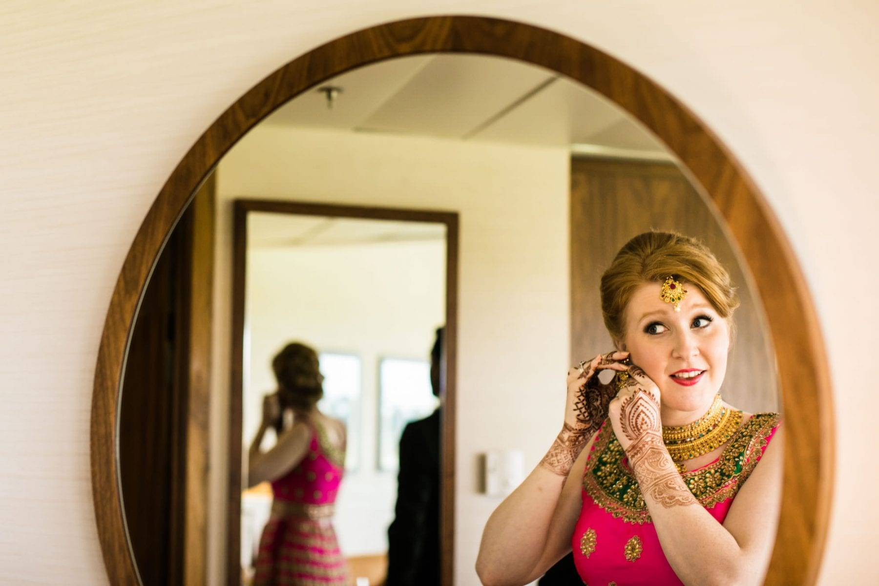 Indian Fusion Wedding Photography