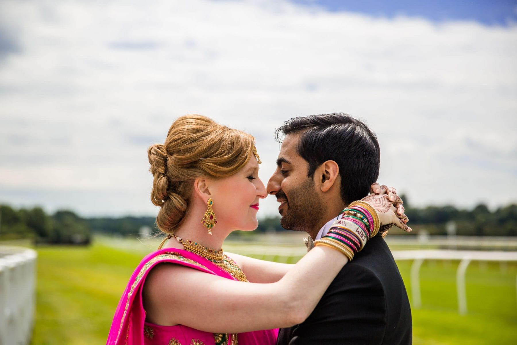 Indian Fusion Wedding Photos