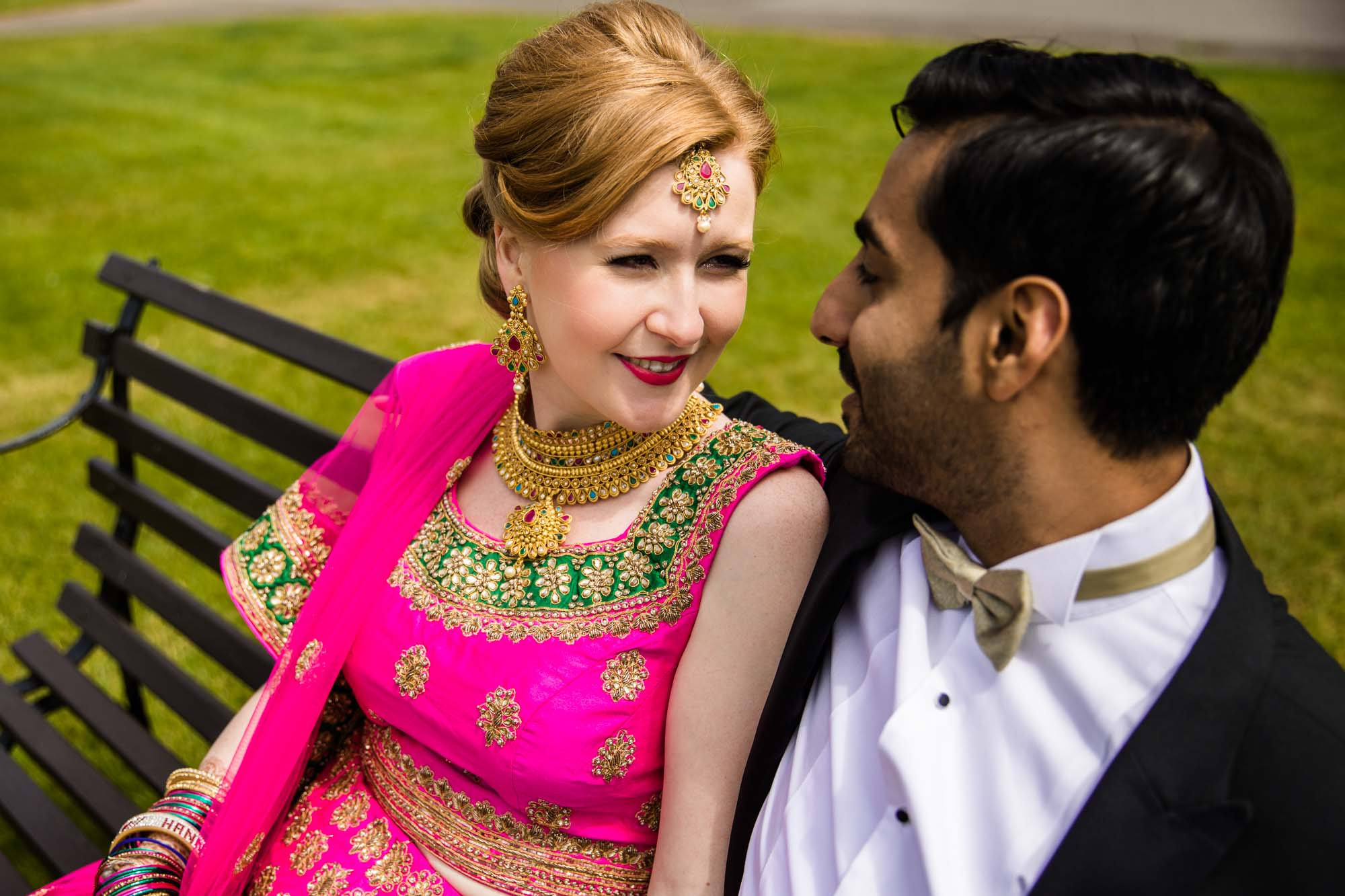 Indian Fusion Wedding