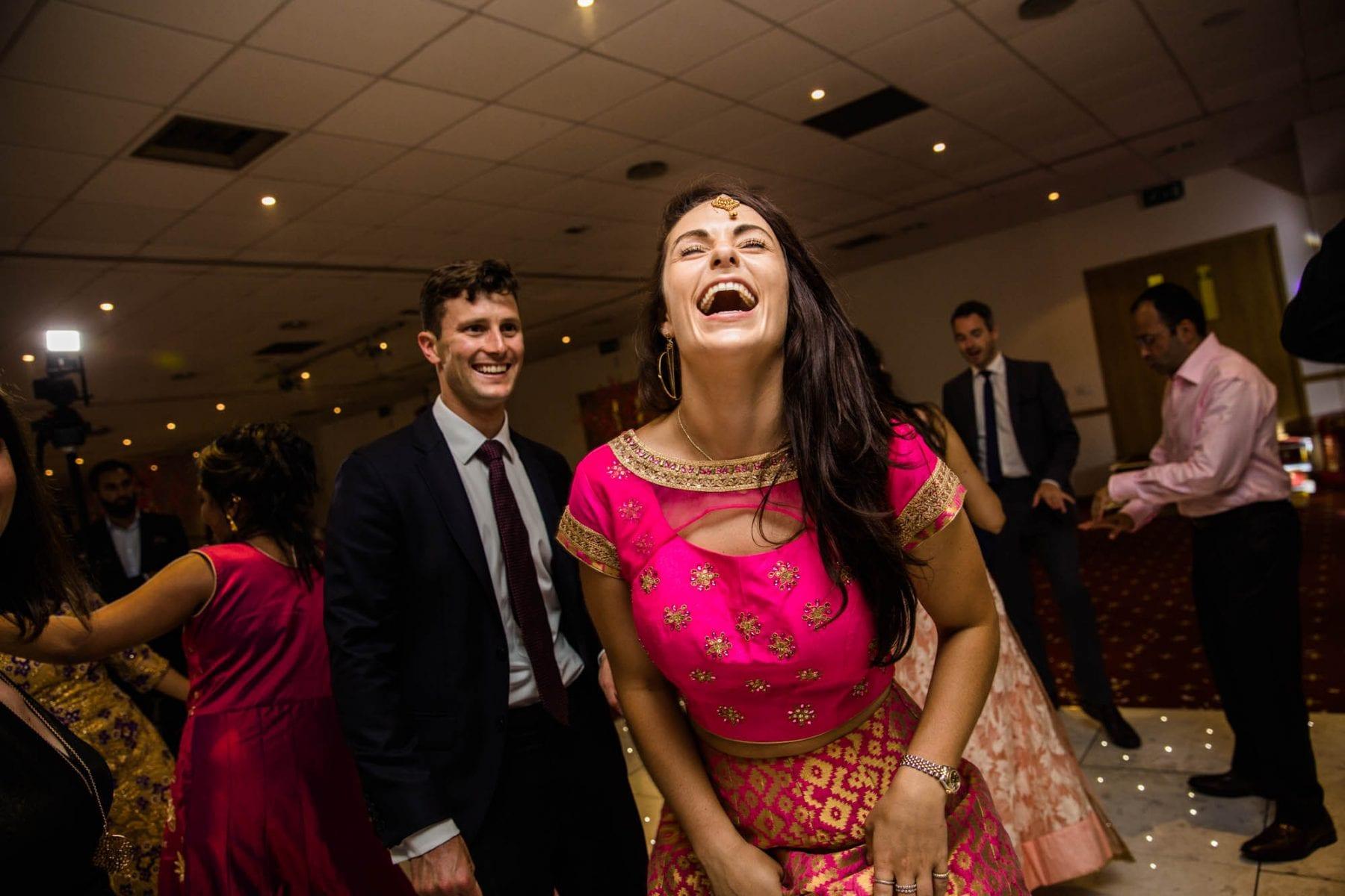 Quirky Indian Wedding Photos