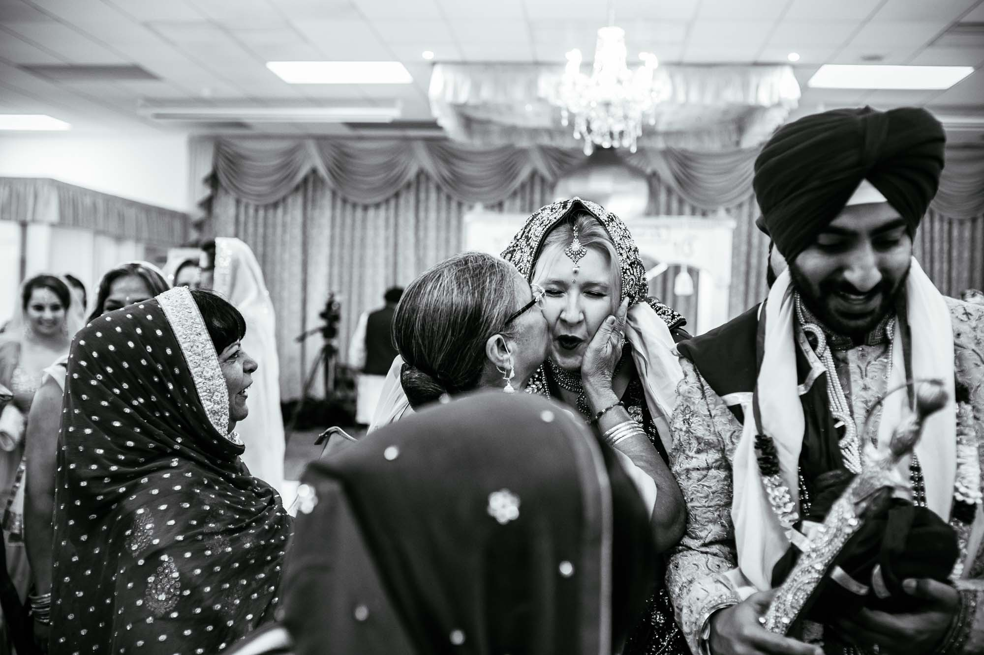 Sikh Documentary Wedding Photographs