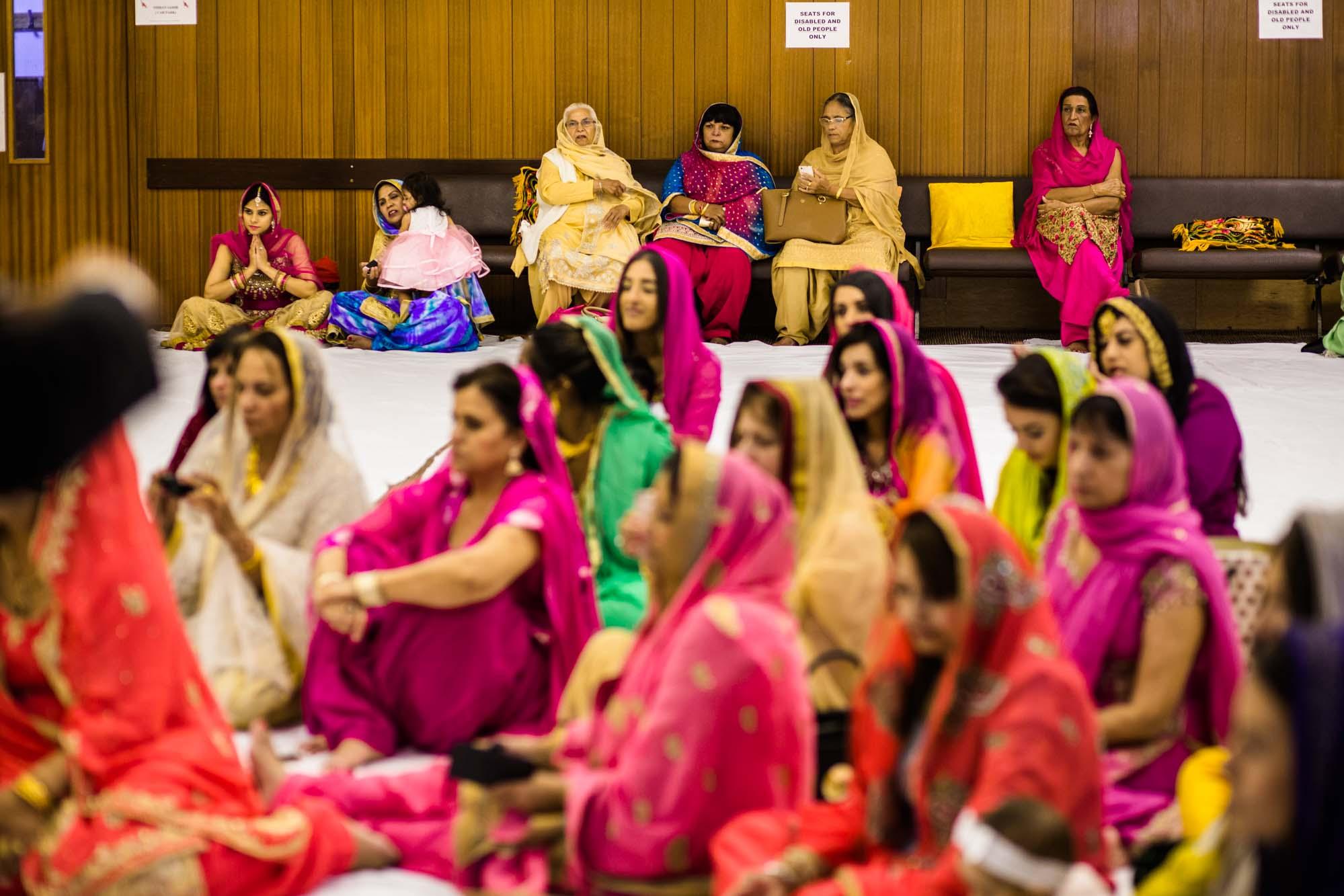 Sikh Fusion Wedding Ceremonies