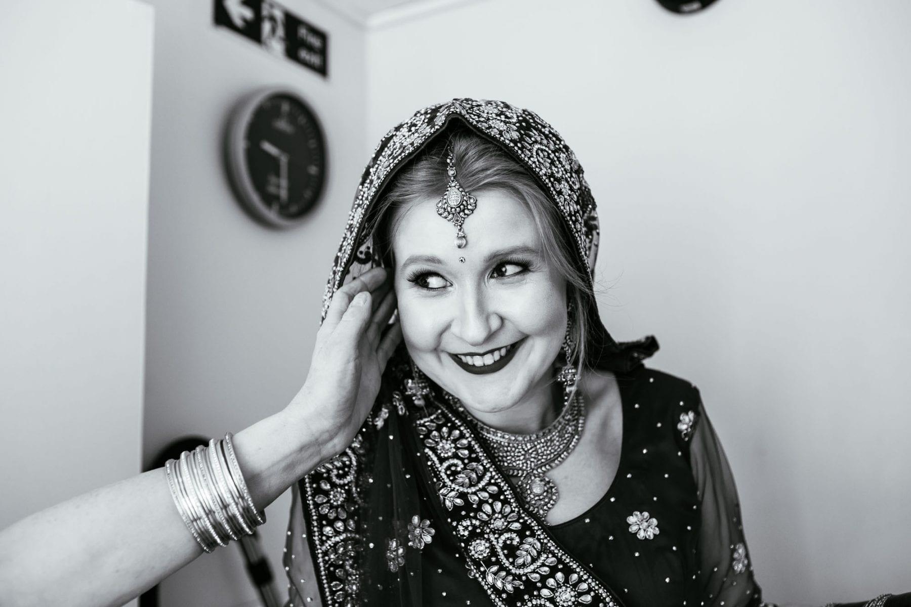 Sikh Fusion Wedding Photographs