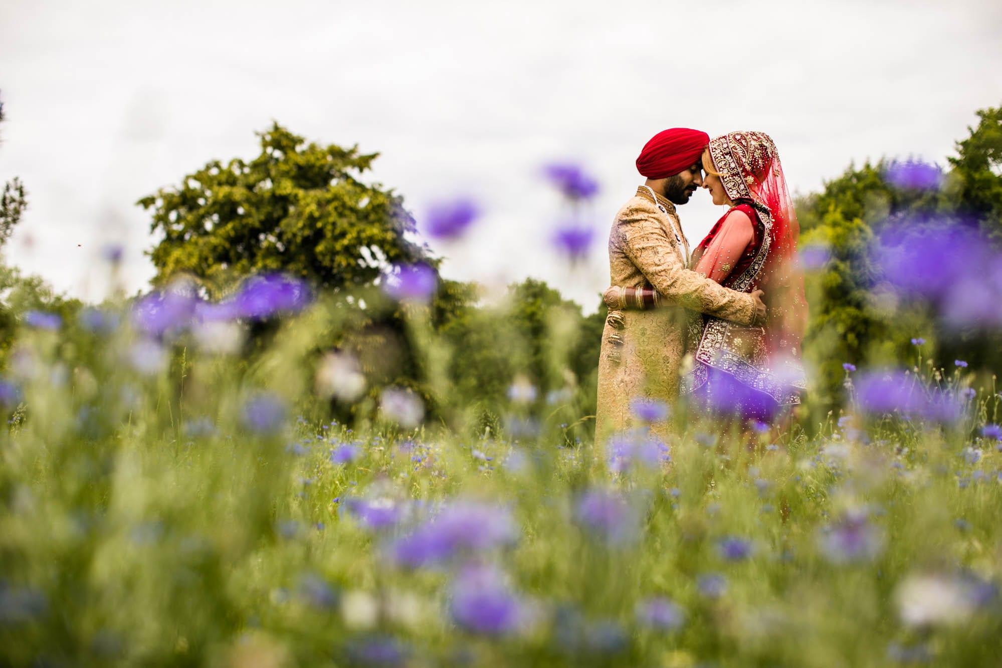 Sikh Fusion Wedding Photography