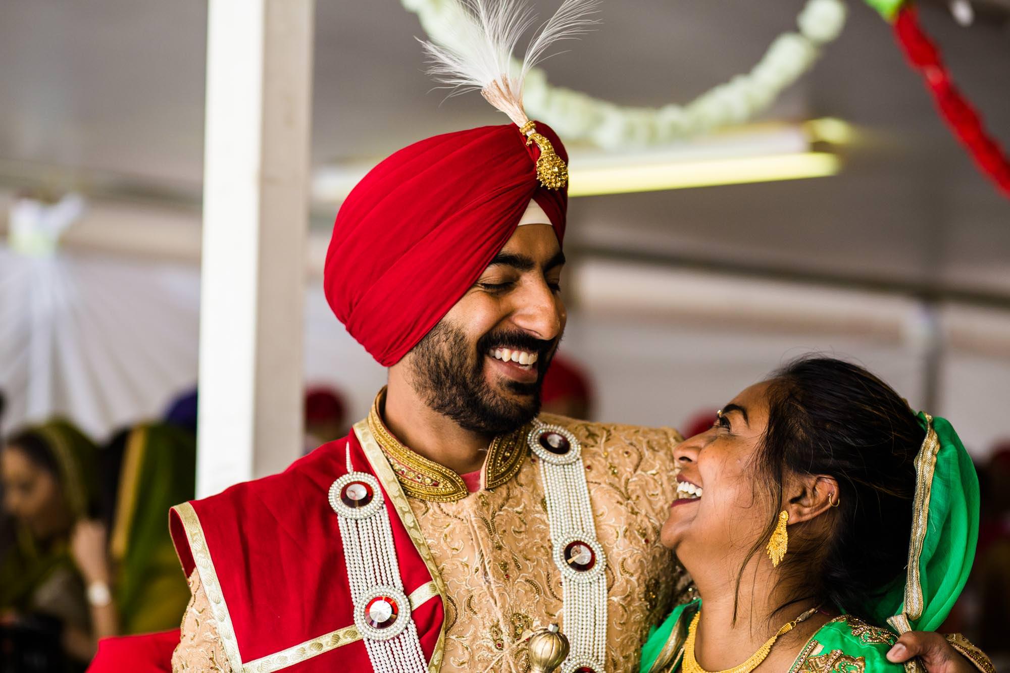 Sikh Wedding Photographs