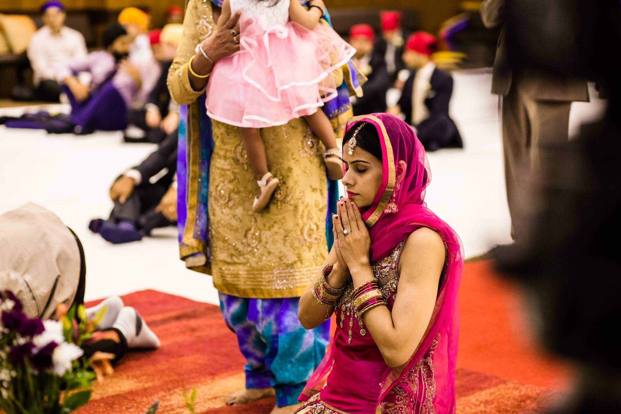 Sikh Wedding Photos