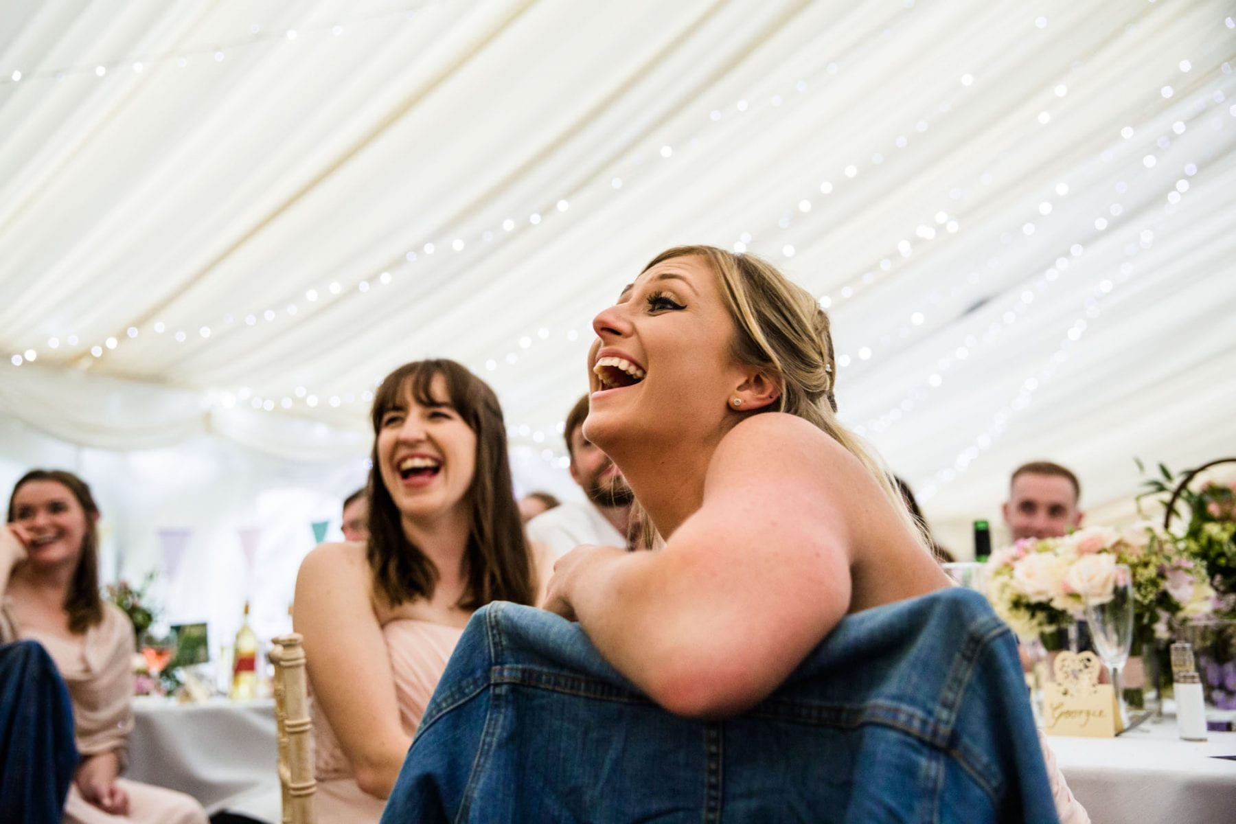 Eyam Hall Fun Wedding Photos