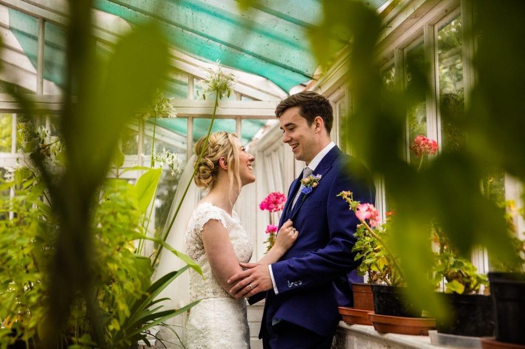 Eyam Hall Wedding Photographs