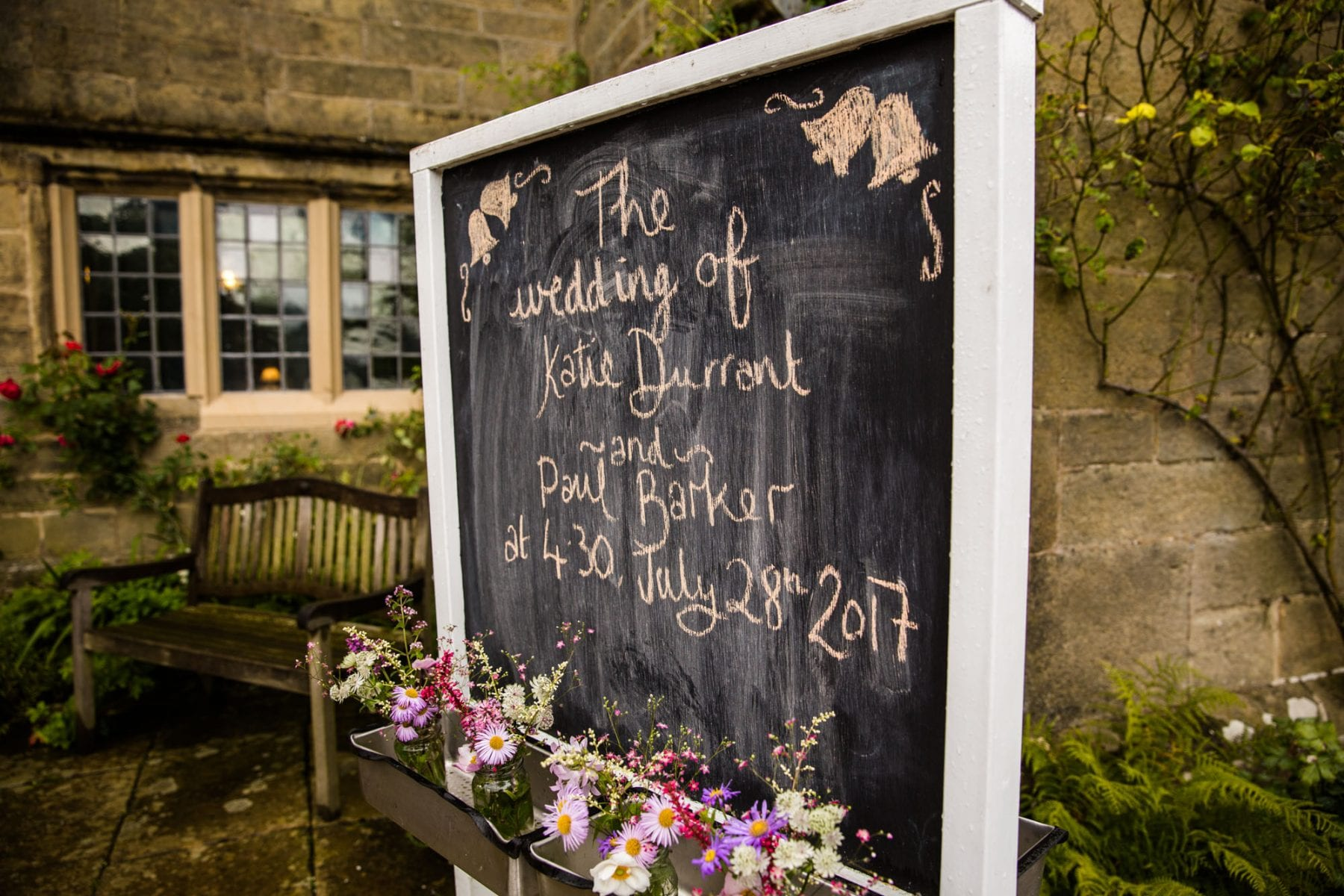 Eyam Hall Wedding
