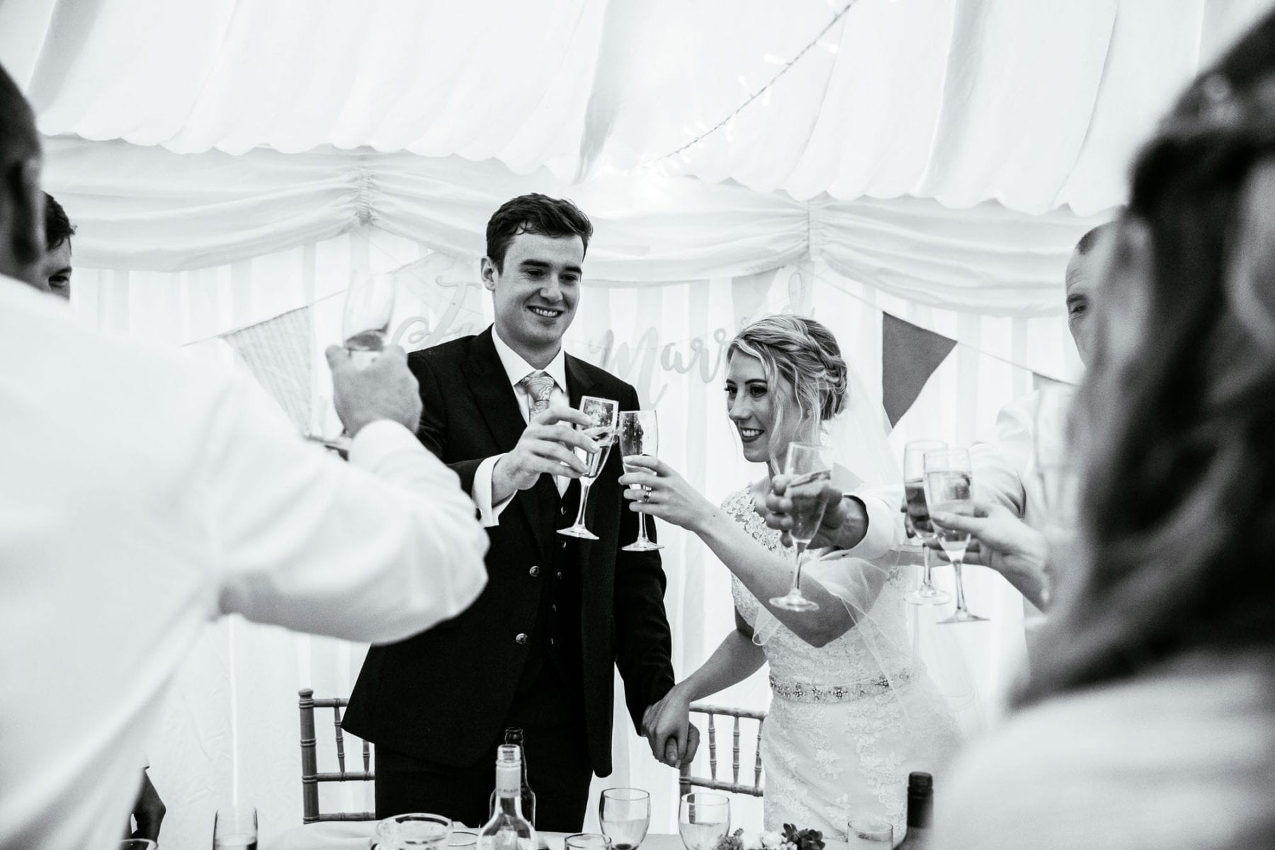 Real Wedding Photos Eyam Hall