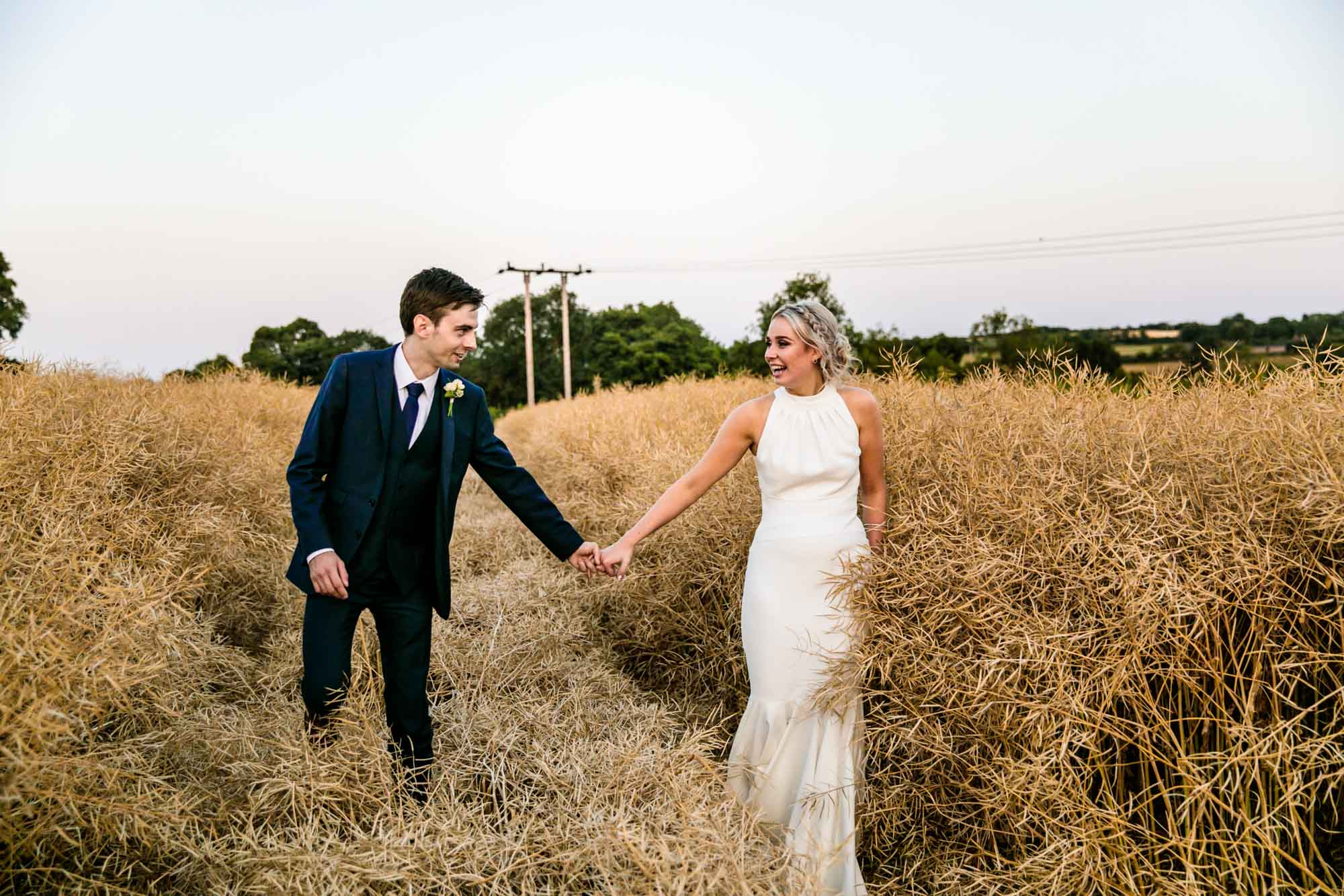 Creative Wedding Photography The Mill Barns