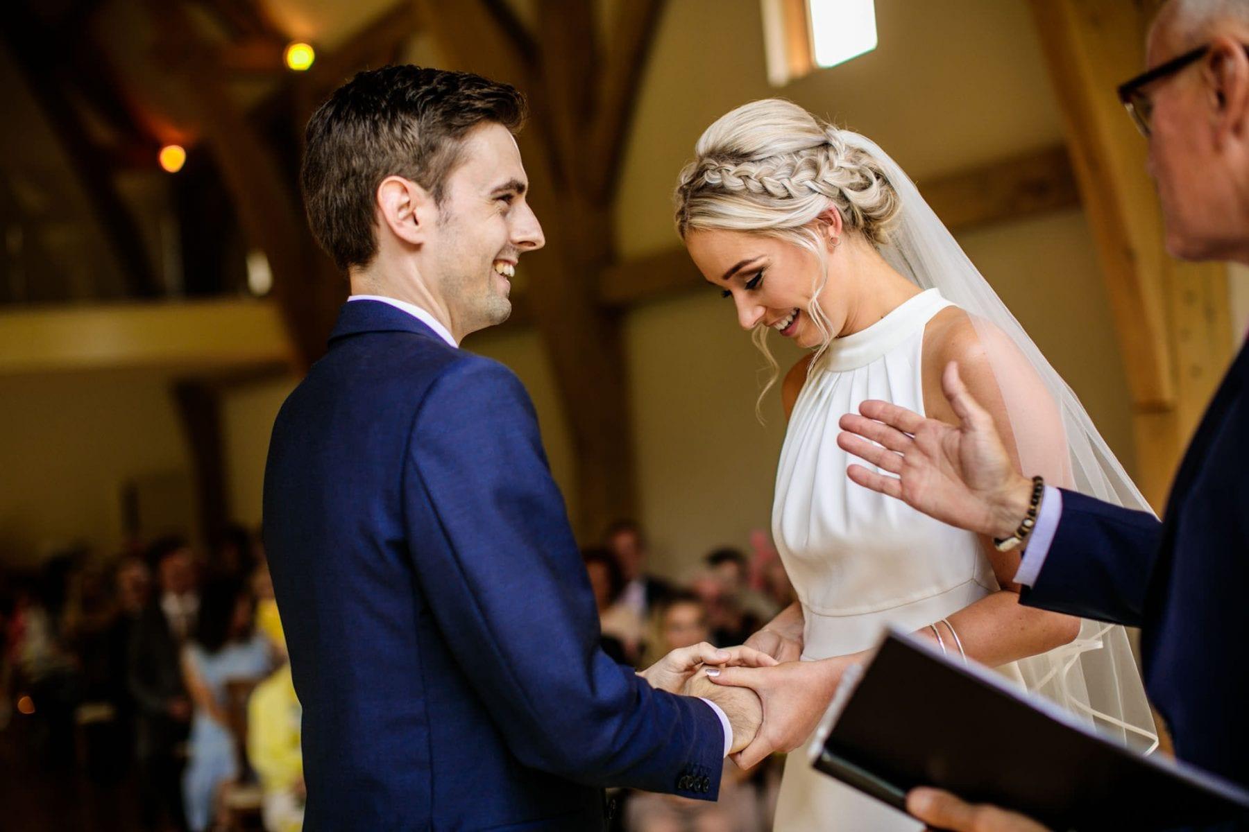 The Mill Barns Documentary Wedding Photographs