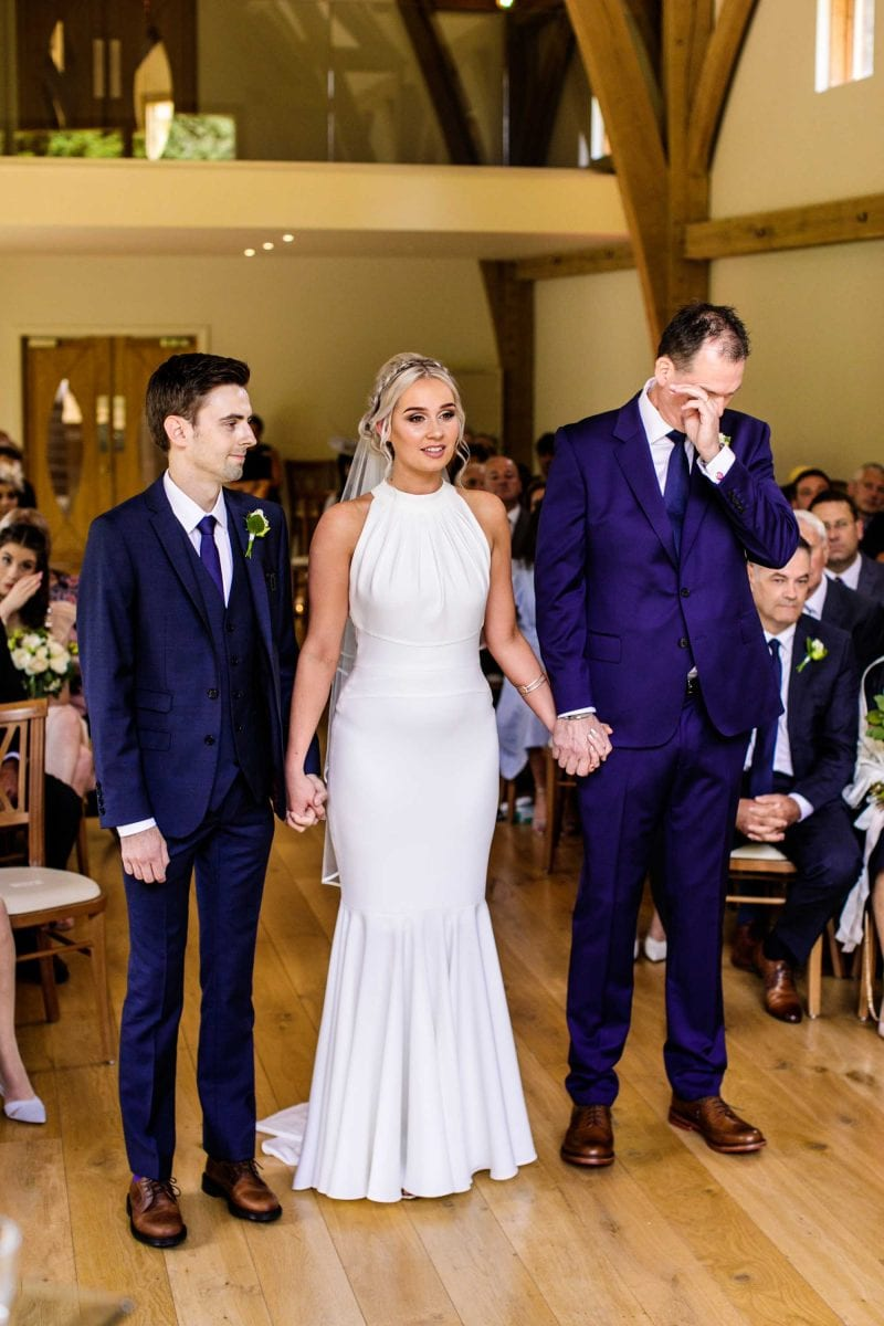 The Mill Barns Documentary Wedding Photography