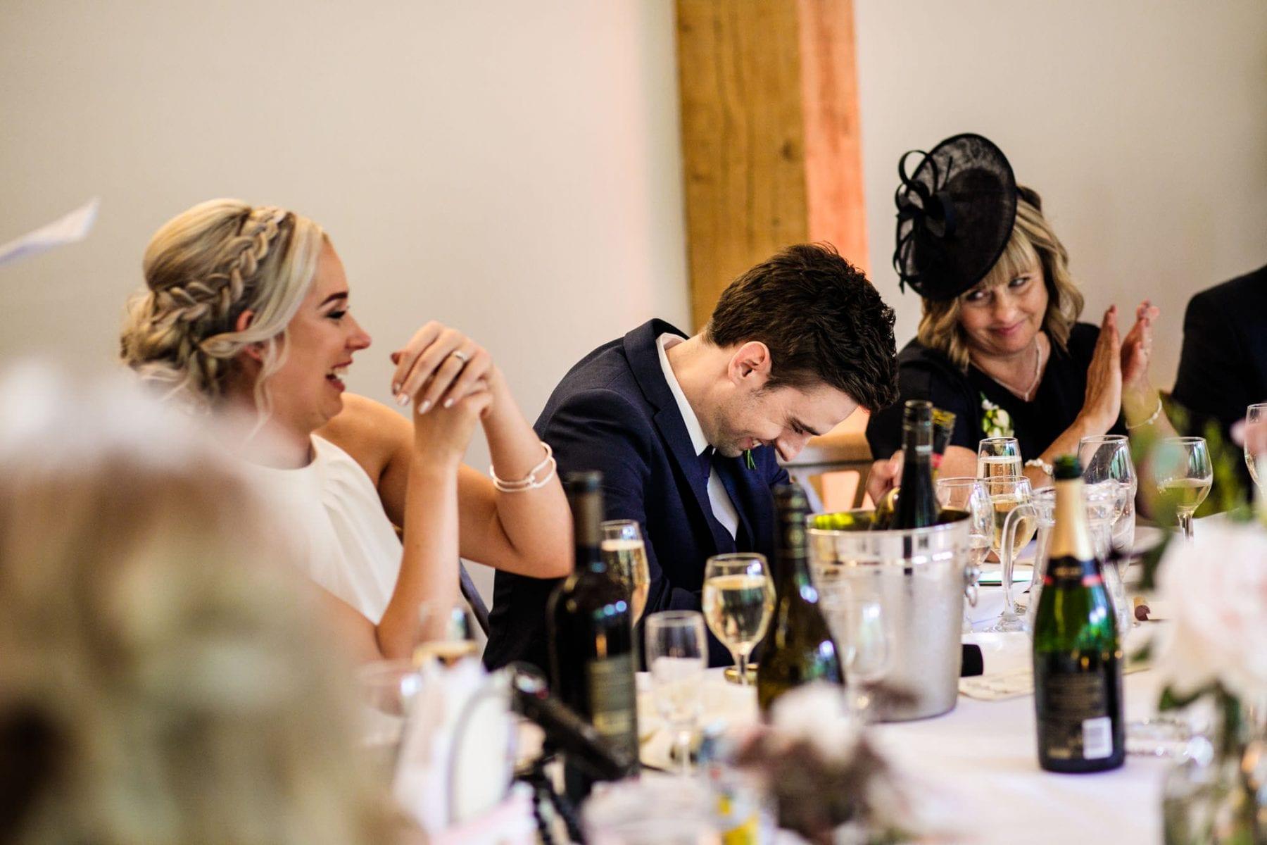 The Mill Barns Natural Wedding Photos
