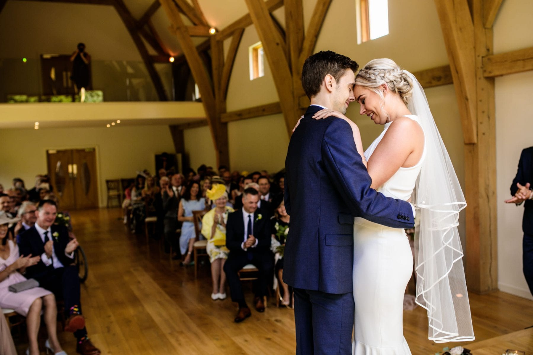 The Mill Barns Wedding Ceremony Photography