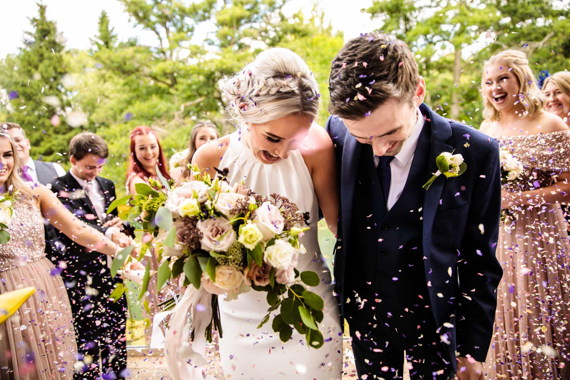 Mill Barns Wedding Photos