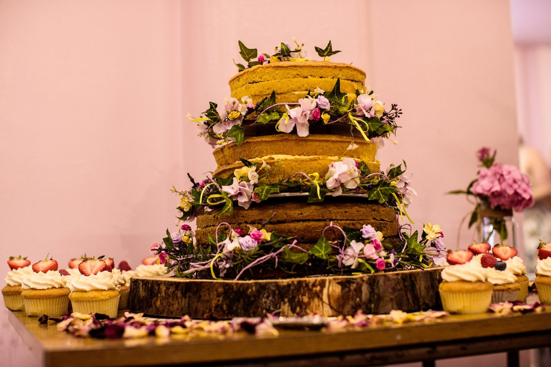 Farndon Memorial Hall Wedding Reception Photos