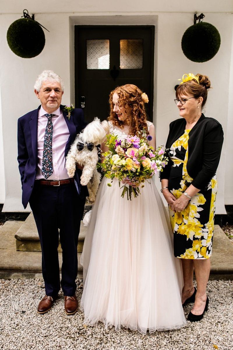 Fun Wedding Photography Cheshire