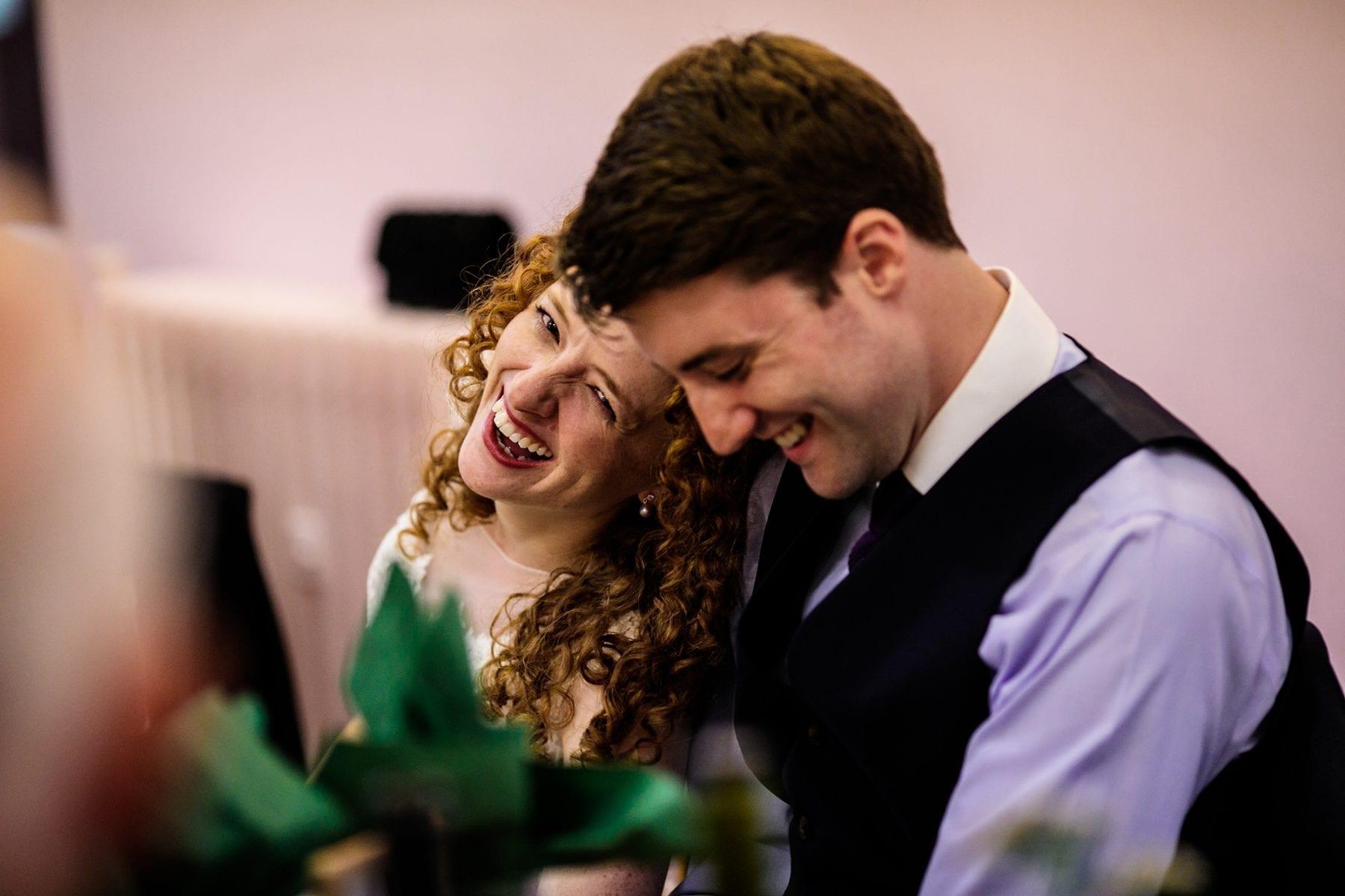 Natural Wedding Photographs Farndon Memorial Hall