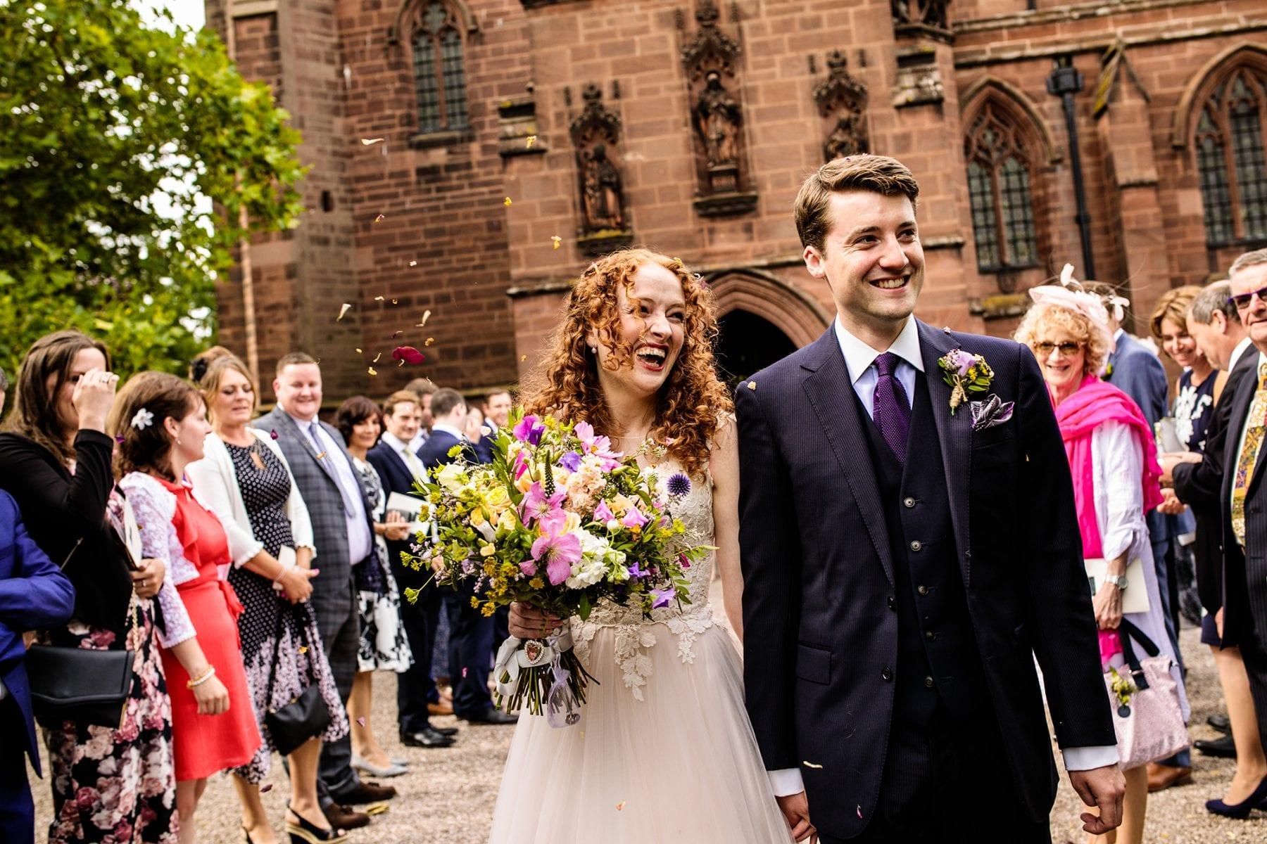 St. Mary's Church Eccleston Wedding Photos