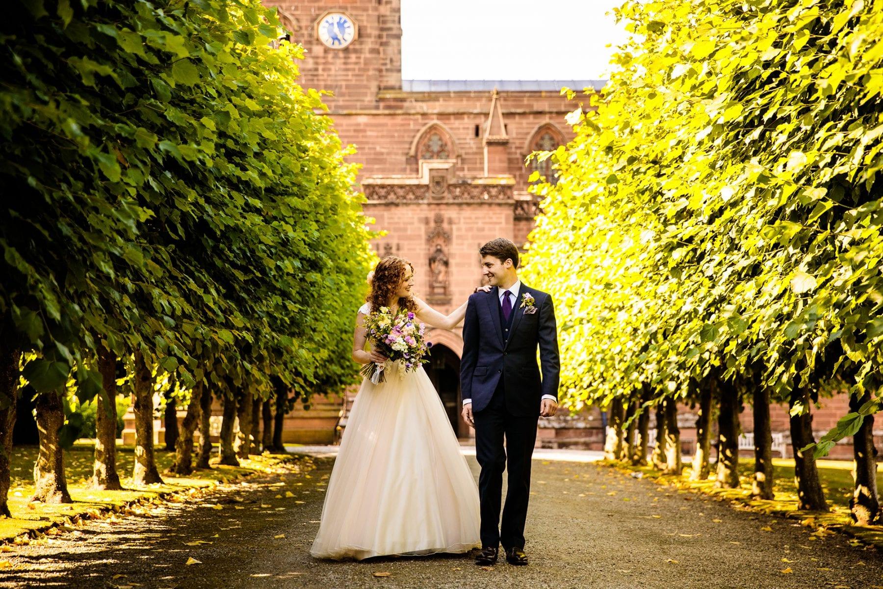 Wedding Photographs St. Mary's Eccleston