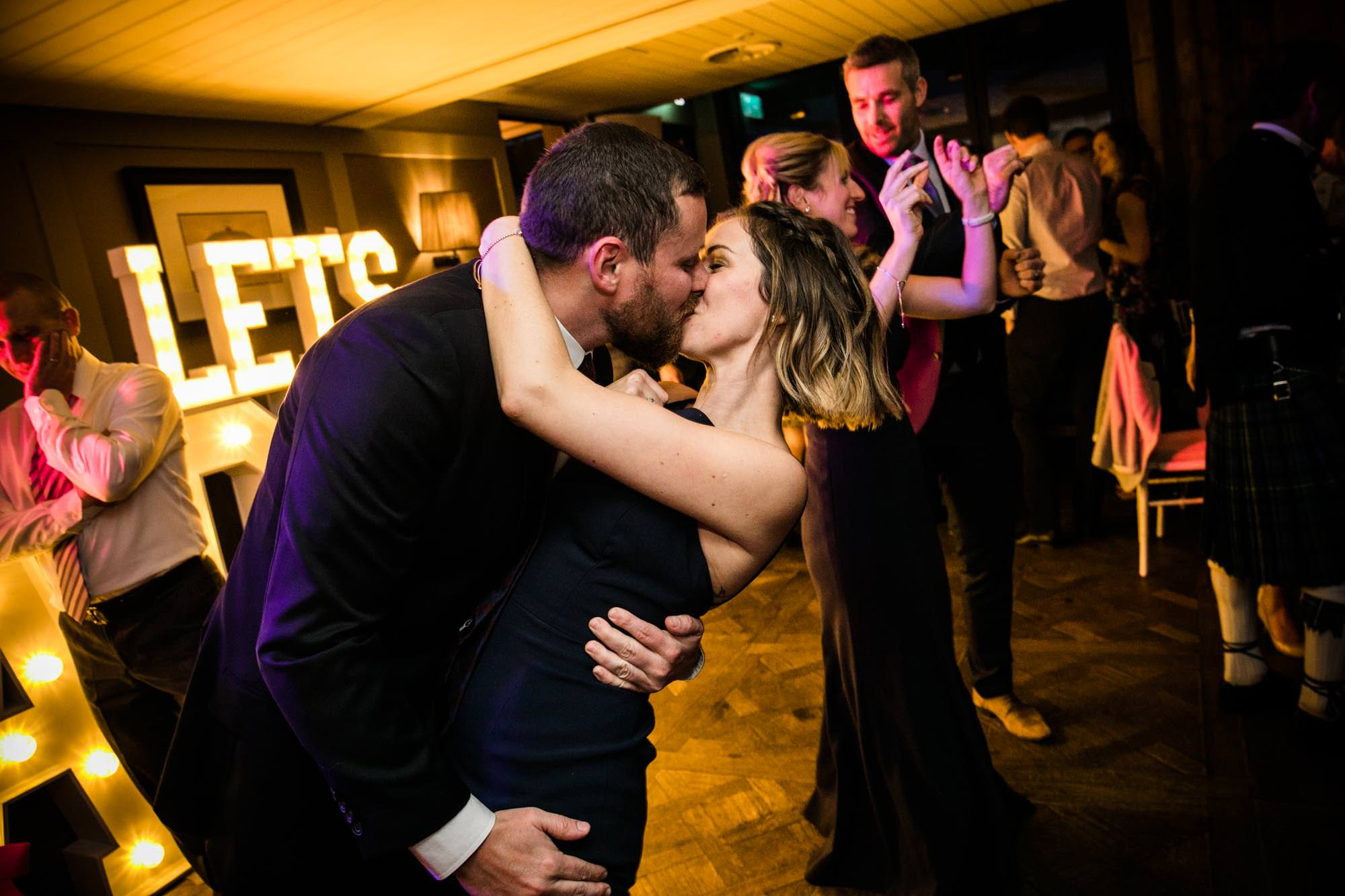 Fun Wedding Photographer King Street Townhouse