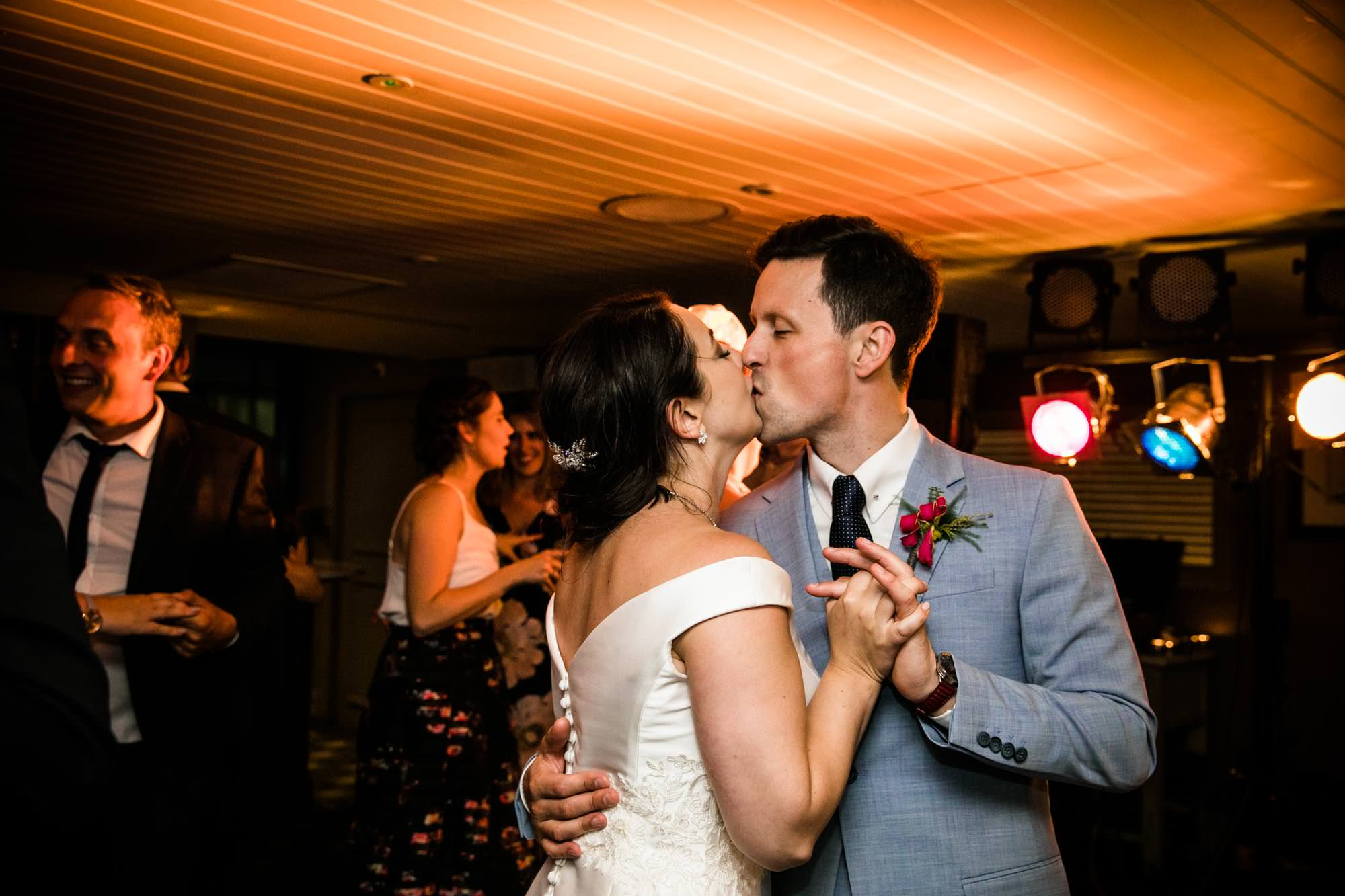 Fun Wedding Photographs King Street Townhouse