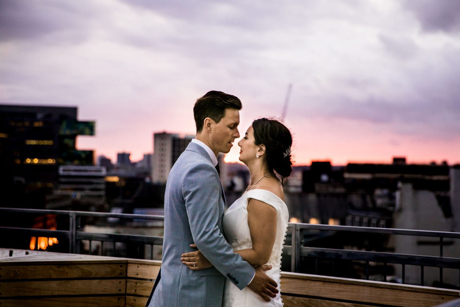 King Street Townhouse Wedding Photos