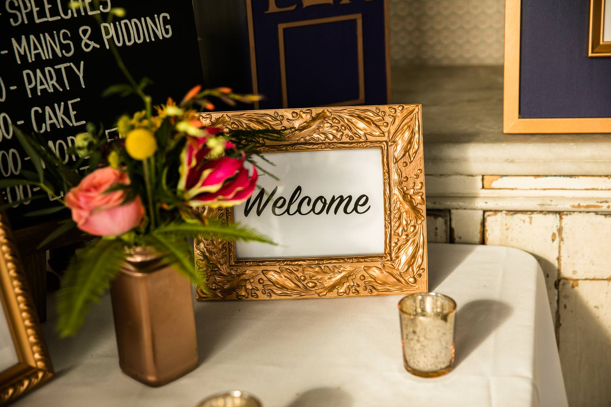 King Street Townhouse Wedding Reception Photographs
