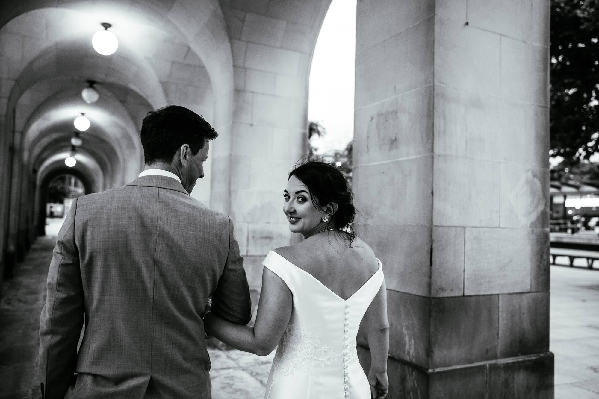 Manchester Wedding Photos