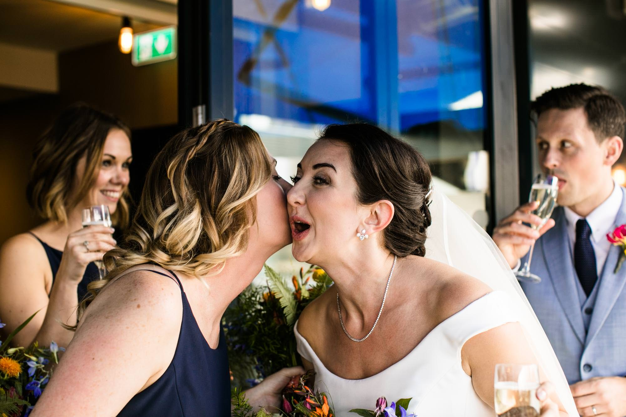 Natural Wedding Photography King Street Townhouse