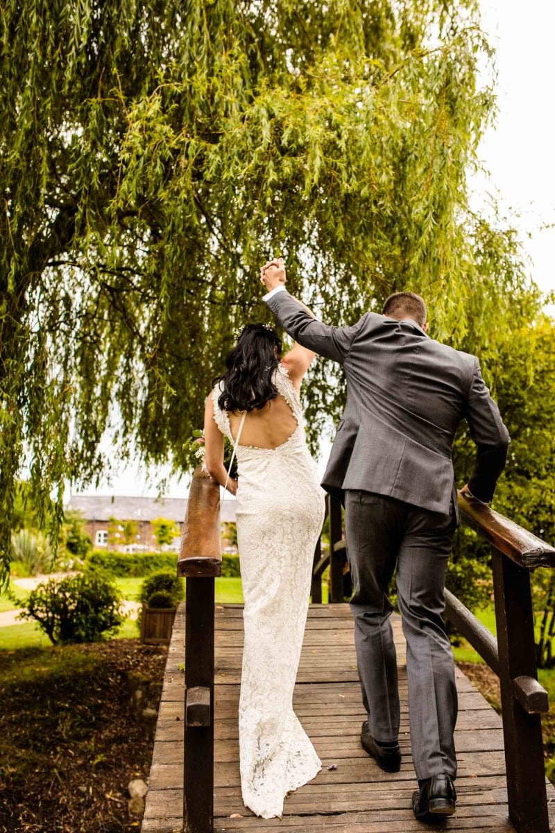 Creative Wedding Photographer Manley Mere