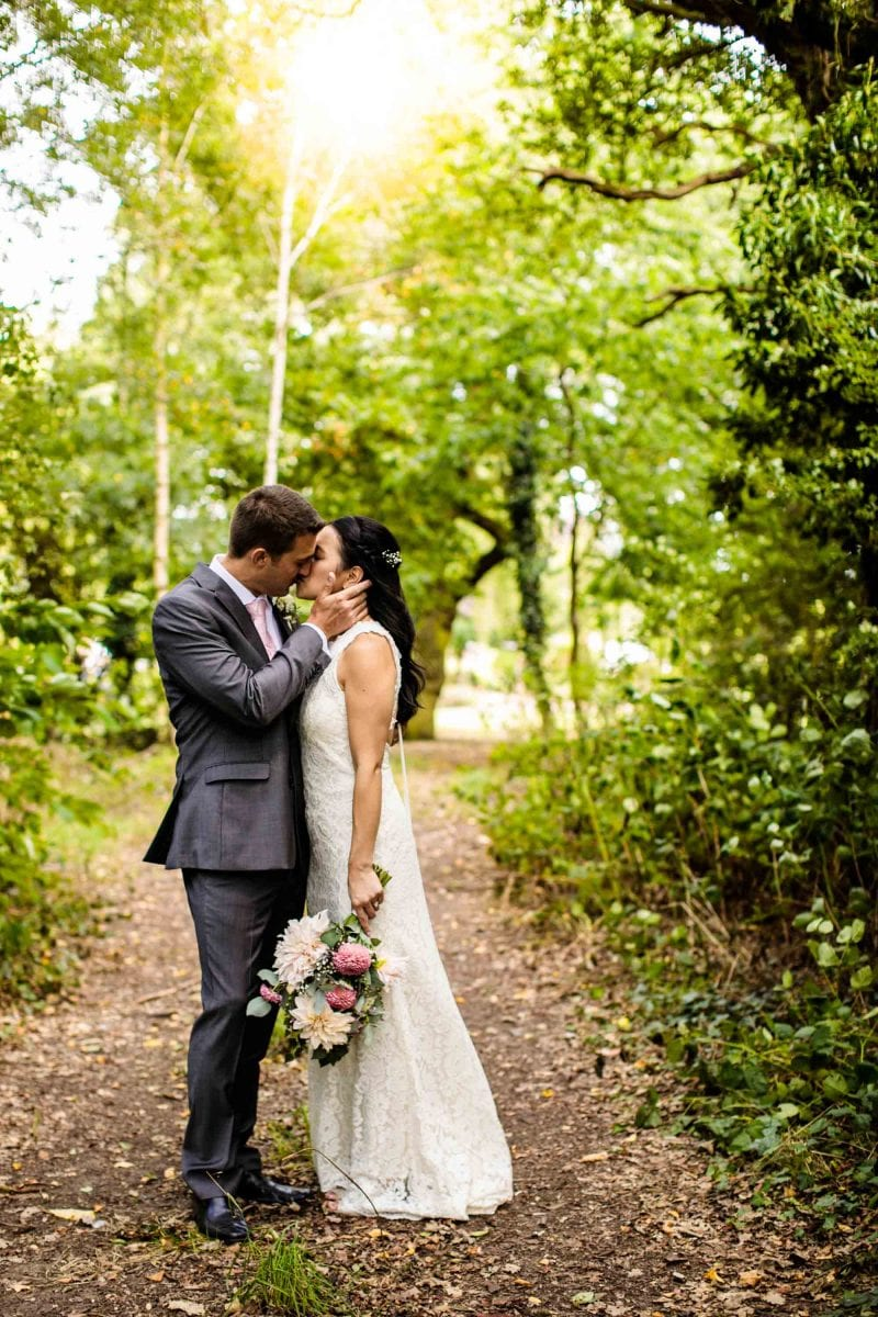 Creative Wedding Photographs Manley Mere