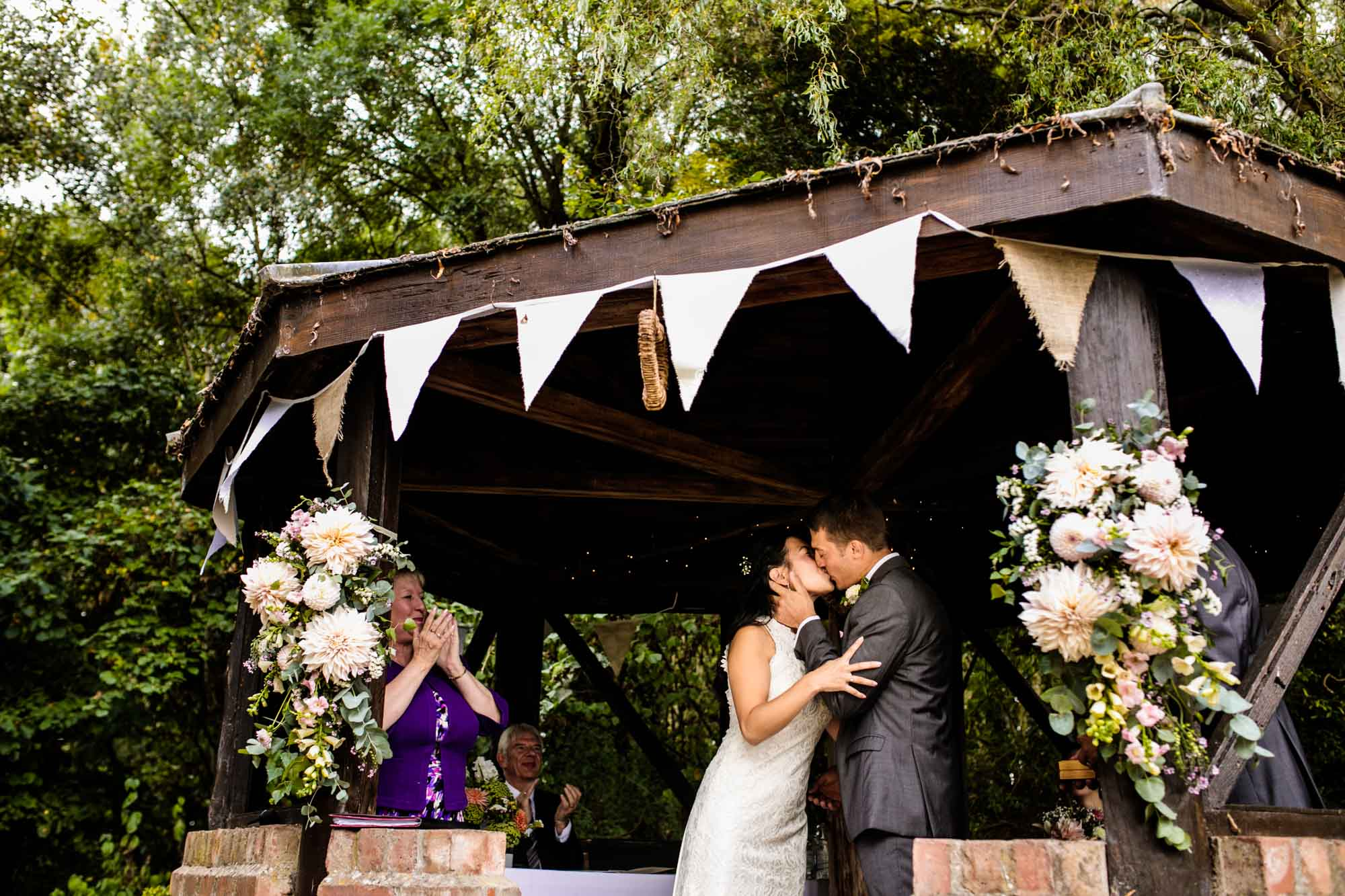 Manley Mere Wedding Ceremonies