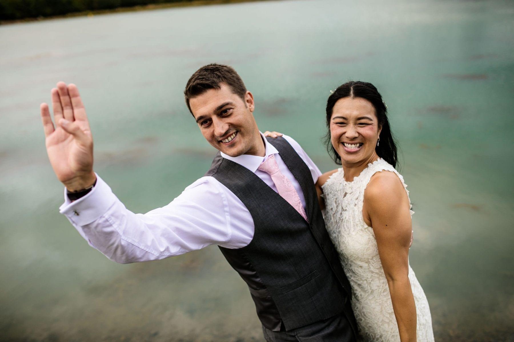 Manley Mere Wedding Photographer