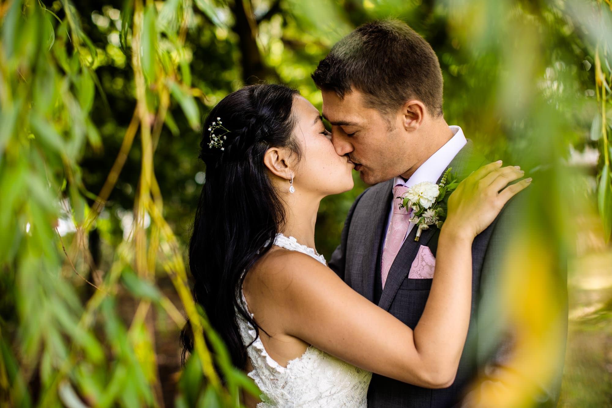 Wedding Photographs Manley Mere