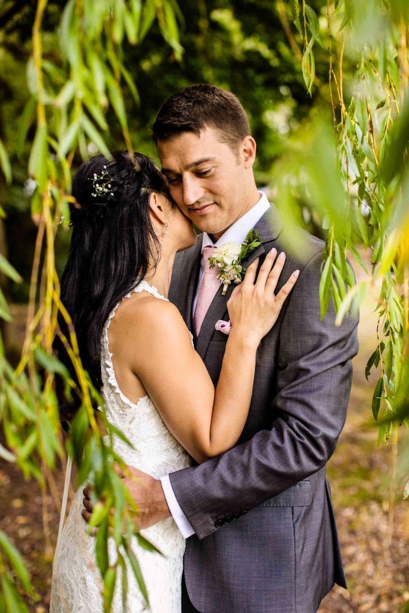 Wedding Photos Manley Mere