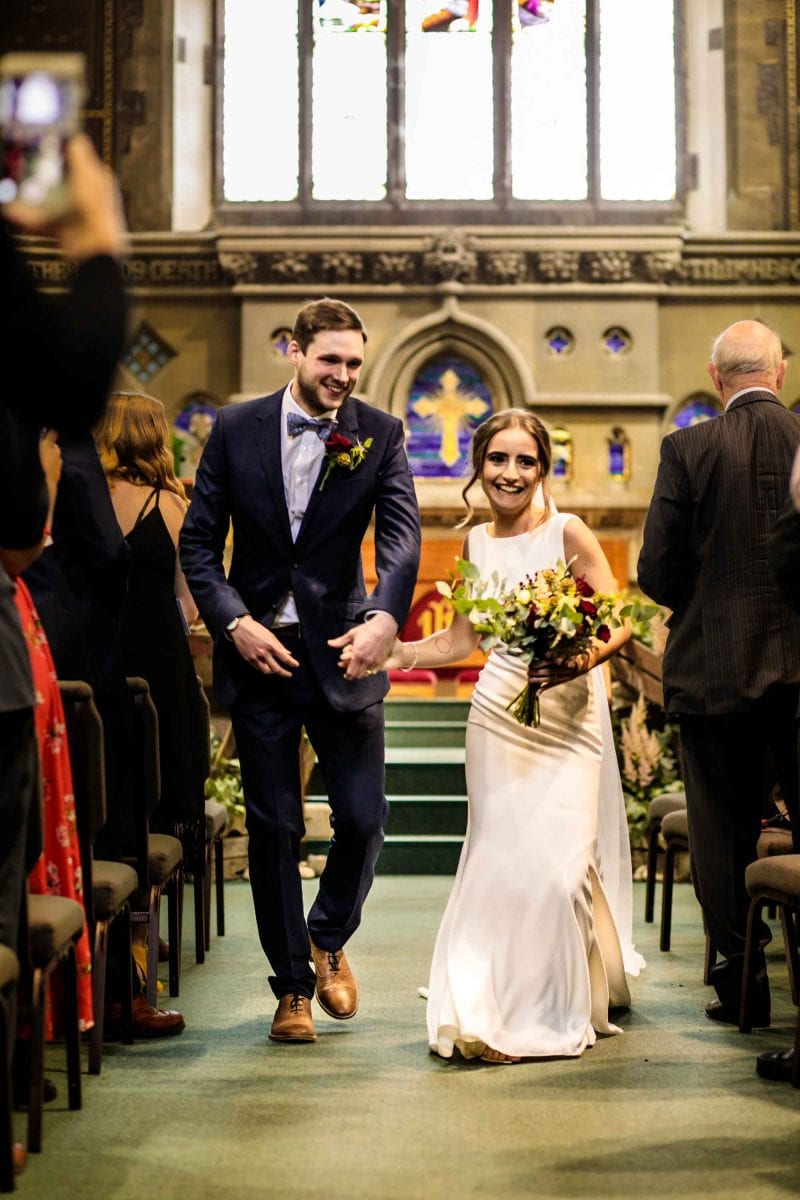 All Saints Church Marple Wedding Photographs