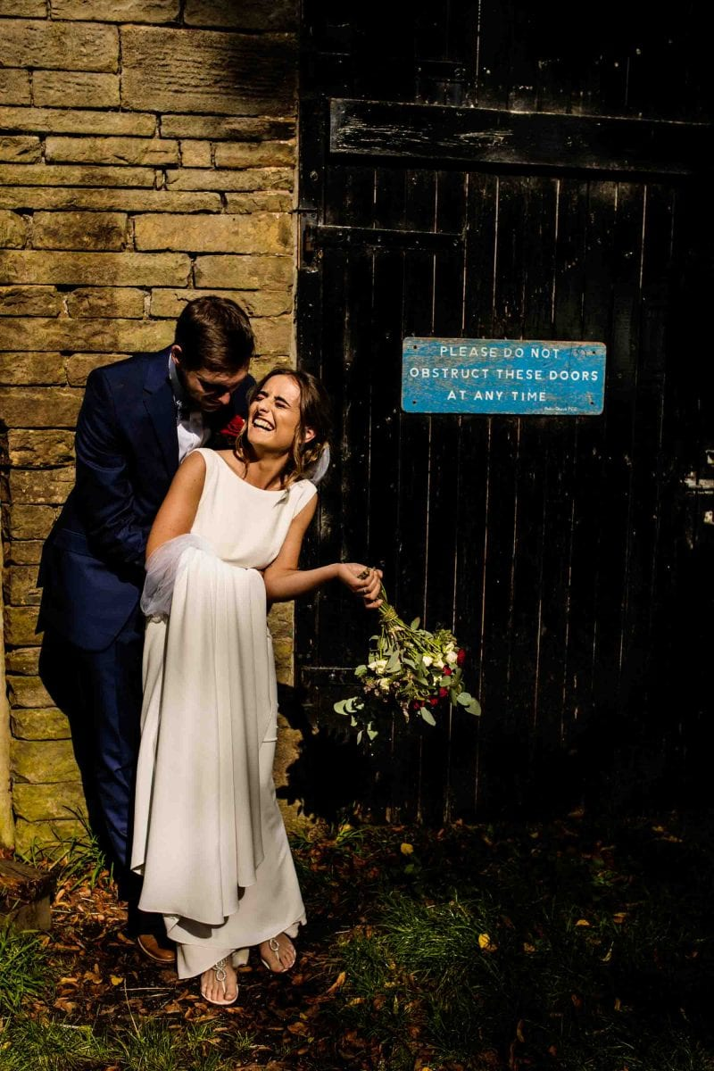 Alternative Wedding Photographer Mellor