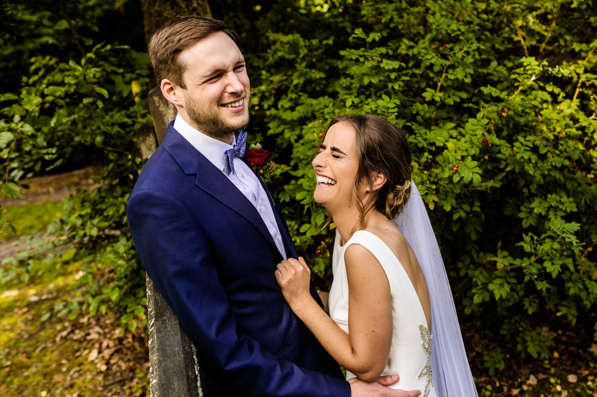 Colourful Wedding Photographer Mellor