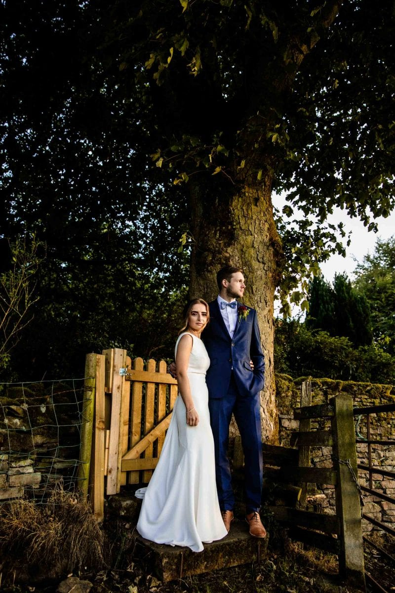 Creative Wedding Photography Mellor