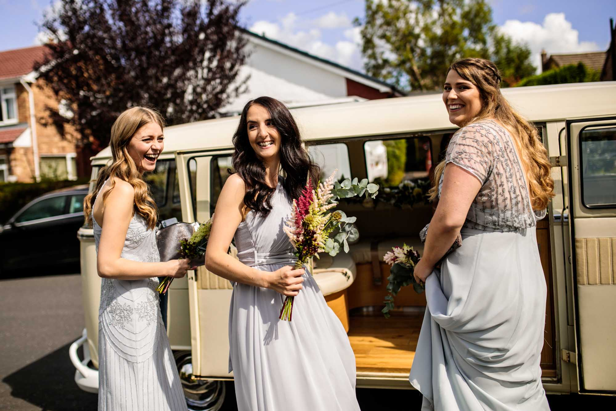 Documentary Wedding Photographs Mellor