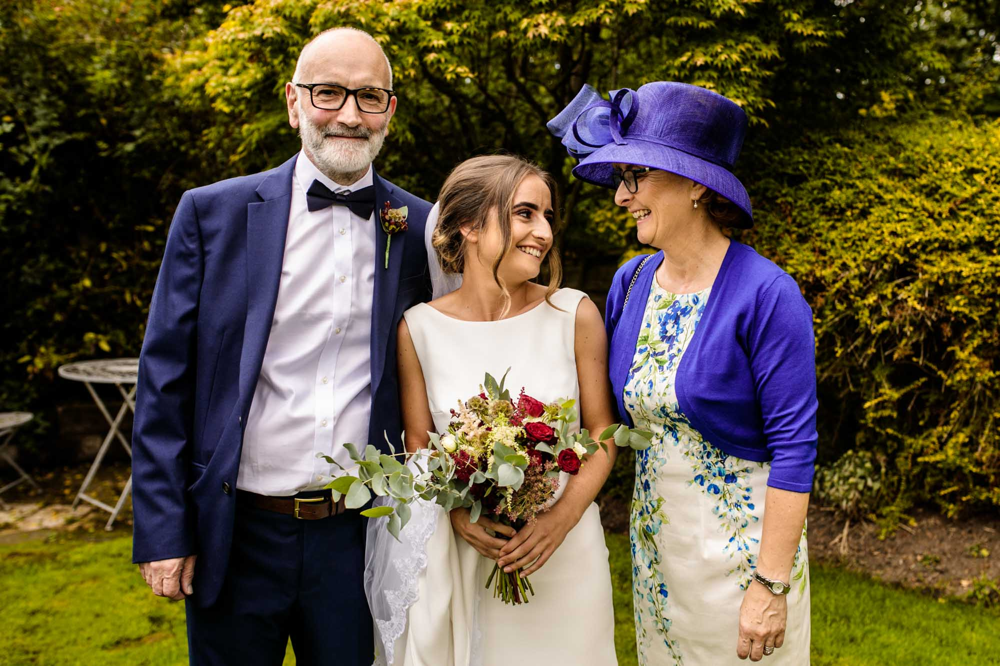 Documentary Wedding Photography Mellor
