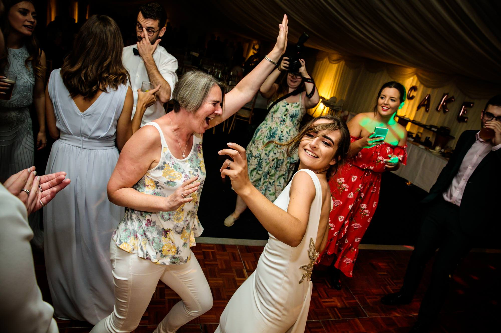Fun Wedding Photos Mellor Field