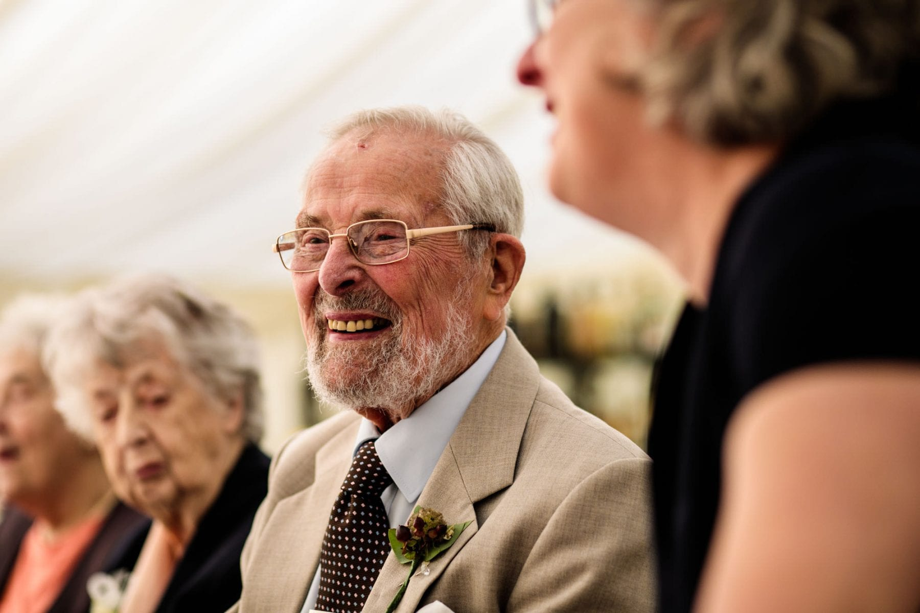 Mellor Field Marquee Wedding Photographer