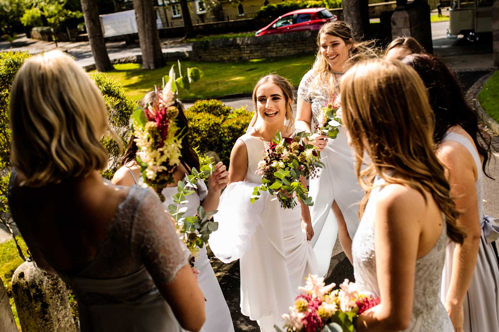 Wedding Photographer All Saints Marple