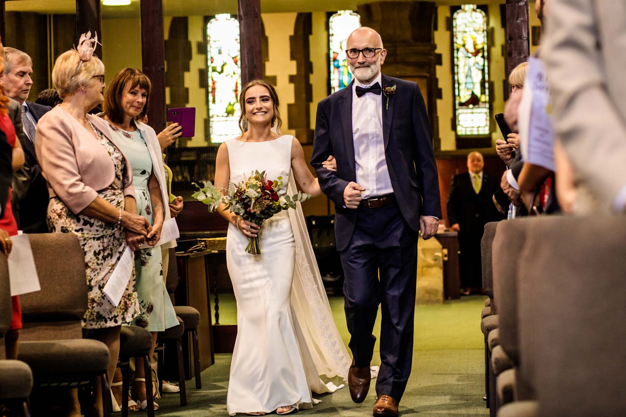 Wedding Photography All Saints Marple