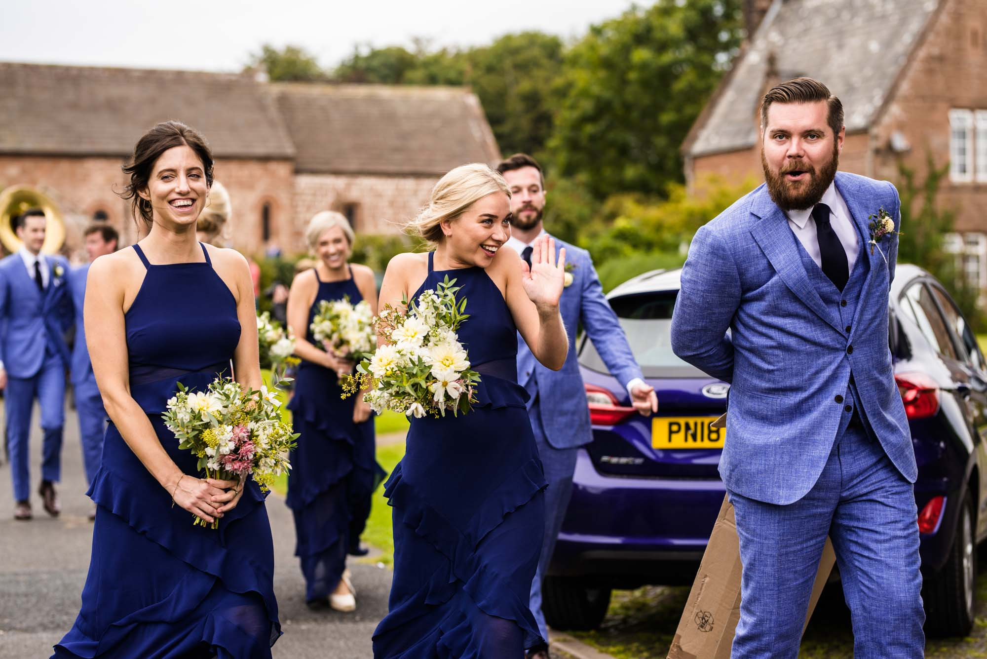 Great Salkeld Wedding Photographer