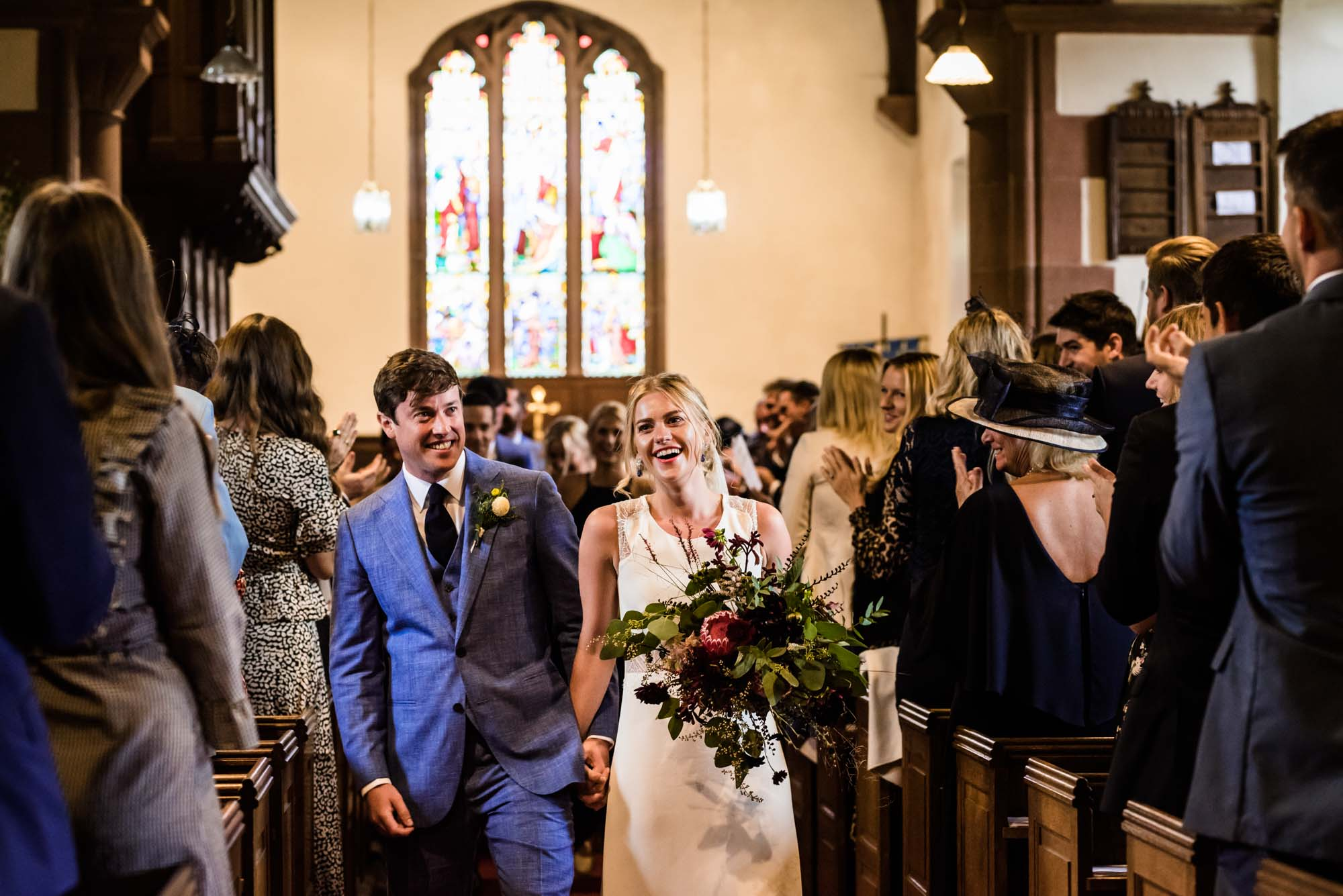 Wedding Photography St Cuthberts Great Salkeld