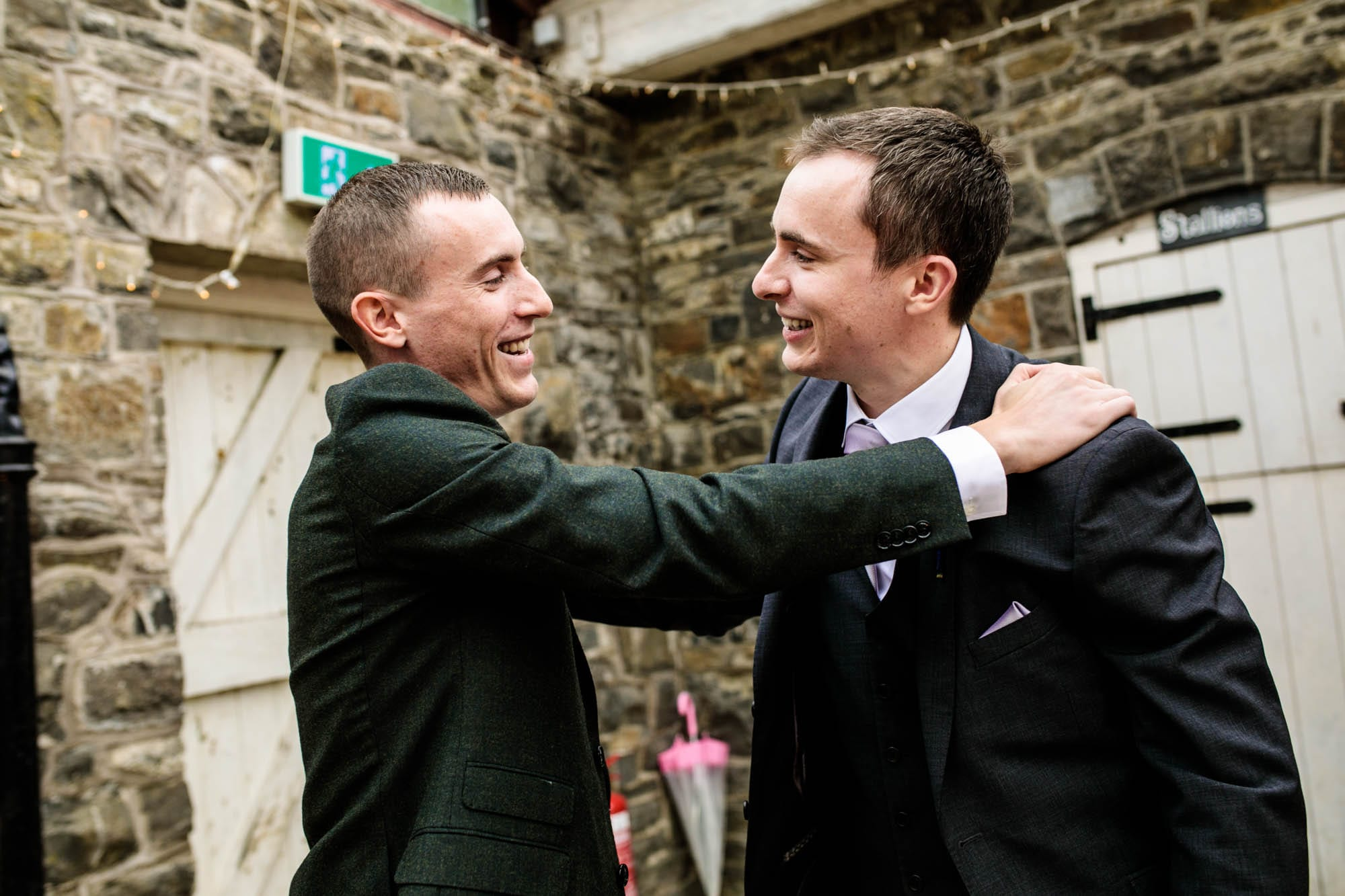 Documentary Wedding Photographer Plas Dinam